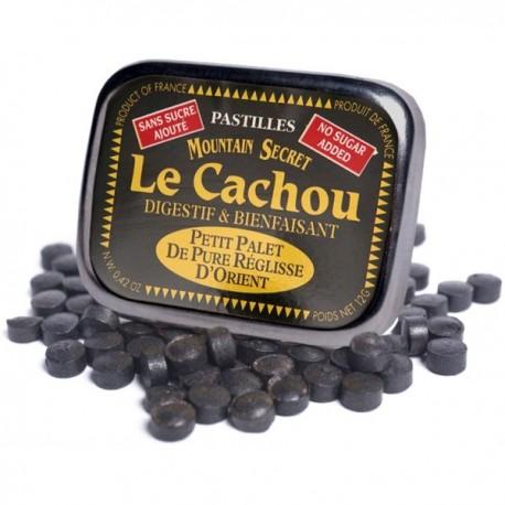 Pastilles Cachou Sans Sucre