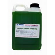 Concentré pomme verte pour granité 2 litres