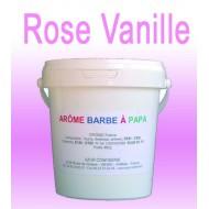 Arôme barbe à papa Rose Vanille 480 Grs
