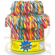Candy canes tubo de 72