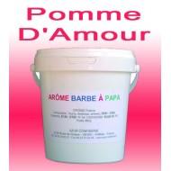 Arôme barbe à papa Pomme d'Amour 480 Grs