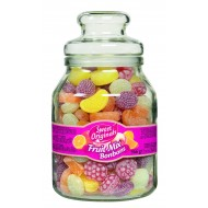 Bonbons de Fruits Mix Bocal de 966 Grs