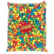 Billes de chewing gum dragéifiées sachet de 2,5 kg