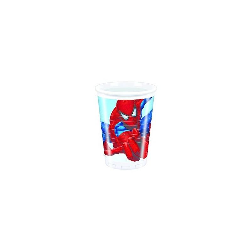 Set anniversaire d cor the amazing spiderman 2 azur - Decoration spiderman pour anniversaire ...