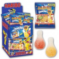 Orangina Pik Haribo Tubo 30 Sachets de 40 Grs