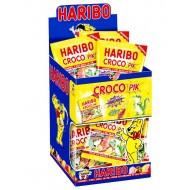 Mini Croco Pik Haribo Tubo 30 Sachets de 40 Grs
