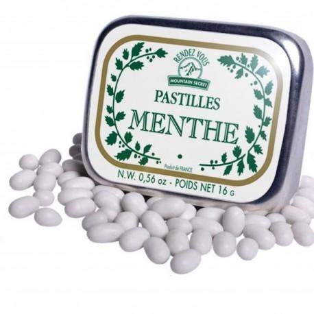 Pastilles Menthe X 24