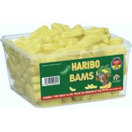 Banan's Haribo tubo de 200