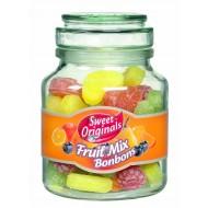 Bonbons de Fruits Mix Bocal de 300 Grs