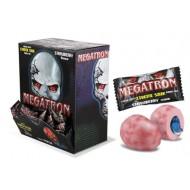 Chewing-Gum Megatron Fraise Xtreme acide Boite 200 Unités