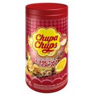 Sucettes Chupa Chups Fresh cola Tubo de 150