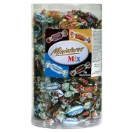 Célébration Chocolat mix mini Mars 296 Unités Boite de 3 kg