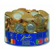 Tubo Pièces de monnaie Euro Or Lait 1000 Grs