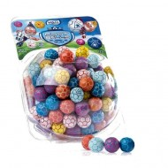 Footballs Bubble Gum Vidal 150 pièces
