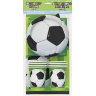 """Pack Party pour 8 """"3D Soccer"""""""