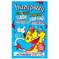 Frizzy Pazzy X 50 Bleu. Chewing-gum explosif