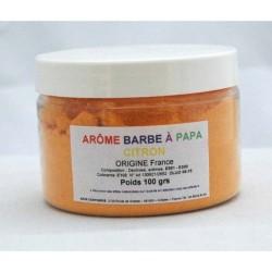 Arôme barbe à papa Citron Pot 100 Grs