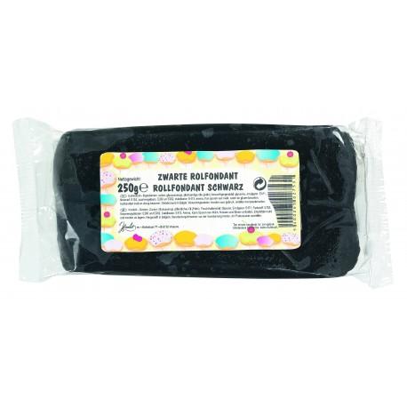 Pâte a sucre/Fondant déco Bleu Marine 250 grs