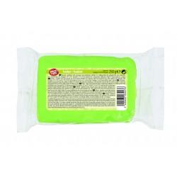 Pâte a sucre/Fondant déco Lime 250 grs