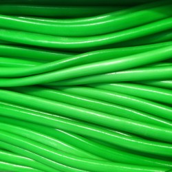 Cable Pomme Verte Lisse Réglisse - Luna-Park 67 cm carton de 100 pièces