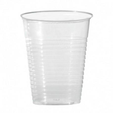 Gobelet transparent 20 cl x (2 X 50 pièces) réutilisable