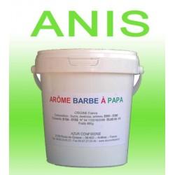 Arôme barbe à papa Anis 480 Grs