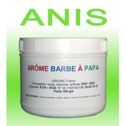 Arôme barbe à papa à l'Anis 300 Grs