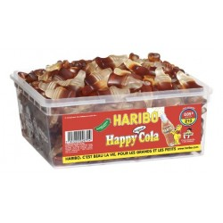 Happy Cola Haribo tubo de 210