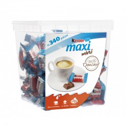 Kinder Maxi mini x 340 pièces Boite de 2 Kg