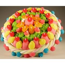Maxi Gâteau de Bonbons 950 grs