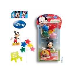 Kit de décoration Mickey pour gâteau