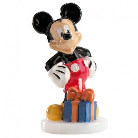 Bougie Anniversaire Mickey