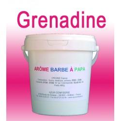 Arôme barbe à papa Grenadine 480 Grs