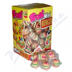 Mini Burger tubo de 60 Trolli
