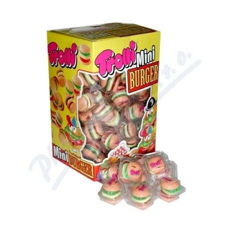 Mini Burger de comptoir X 80 Trolli
