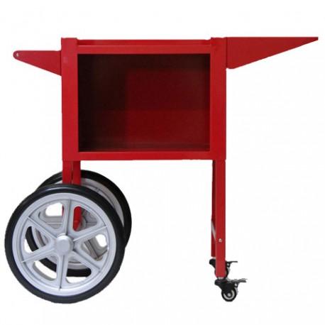 Chariot roulant pour machine à Pop Corn PRO1600 W