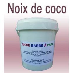 Sucre à barbe à papa Noix de coco 1000g