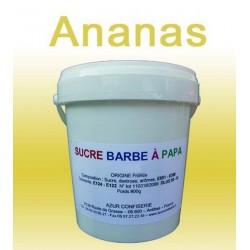 Sucre à barbe à Ananas 1000g