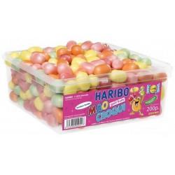 MAO Croqui Fruit Haribo tubo de 220