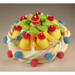 Gâteau de Bonbons Perroquet 414 grs