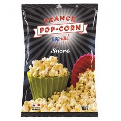 30 Sachets de Pop corn Sucré 100 g