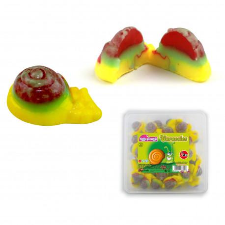 Rellegummy s Escargots fourrés Tubo X 70 unités