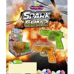 Spark Gun 2 - Candy x 12 unités