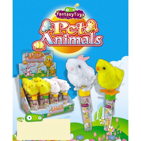 Pet Animal - Candy x 12 unités