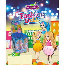 Fashion Doll - Candy x 18 unités