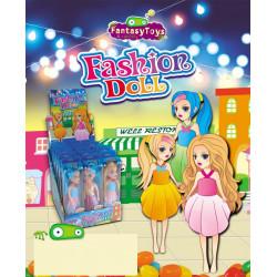 Fashion Doll - Candy x 24 unités