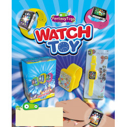 Watch Toy - Candy x 12 unités