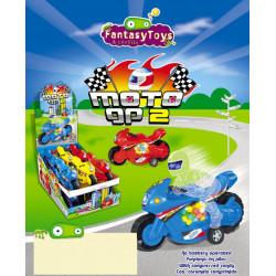 Moto GP - Candy x 12 unités