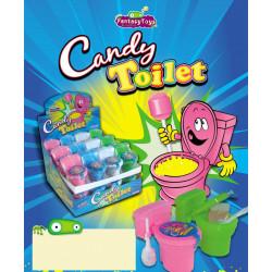 Candy Toilet - Candy x 24 unités