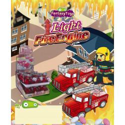 Light Fire Engine - Candy x 12 unités